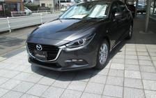 Обновленную Mazda3 рассекретили в Сети