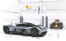 Aston Martin и Red Bull представили свой совместный суперкар