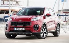 Кроссовер Kia Sportage стал самым популярным автомобилем июня в Украине