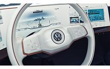 Автомобили концерна Volkswagen AG смогут управлять домашней техникой