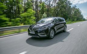 Тест-драйв Renault Espace