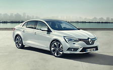 Семейное дело. Новый седан Renault Megane.