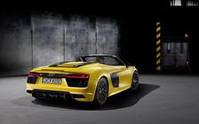Audi объявила о начале продаж нового R8 Spyder