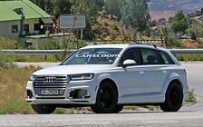 Audi вывела на дороги «мул» нового Q8