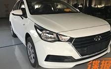 В Сети появились первые фотографии нового Hyundai Accent