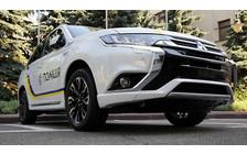 Гибриды Mitsubishi Outlander появятся у полиции уже осенью