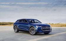 Зададут жару: Audi построит конкурента Tesla Model X