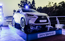 Lexus NX 300h «JetSetter Ice Party» в Одессе