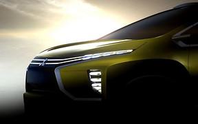 Mitsubishi работает над новым компактным кроссовером