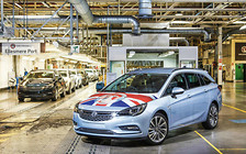 Brexit не рулит: производство Opel Astra в Британии под вопросом
