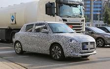 Новый Suzuki Swift вывели на дорожные тесты