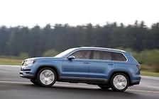 На ты: Стало известно, как будет называться самый большой кроссовер Volkswagen