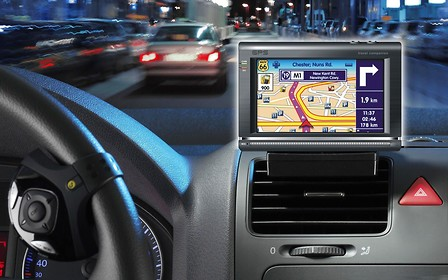 Правильным курсом: В интернет-магазине автотоваров теперь можно купить и GPS навигаторы