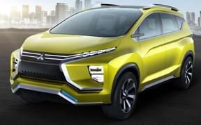 Гайки - до: Концепт Mitsubishi XM отправится в серию