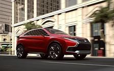 Mitsubishi начала дорожные тесты нового ASX