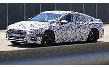 Фото: Audi A7 нового поколения уже на дорогах