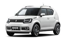 Европейскую версию Suzuki Ignis представят в рамках Парижского автосалона