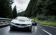 Новый BMW i8 станет значительно мощнее предшественника
