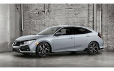 Новый хэтчбек Honda Civic дебютировал в Сети