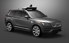 Uber поможет Volvo в создании беспилотных авто