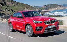 Новое поколение BMW X4 сменит платформу и получит электрическую версию