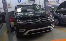 Внешность кроссовера Volkswagen Teramont полностью рассекречена