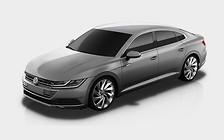 Купеобразный седан Volkswagen рассекретили в Сети