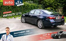 Онлайн-журнал: Чем гордиться независимой Украине в транспортной сфере? Тест-драйв Infiniti Q70.