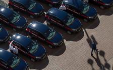 Столичные медики пересядут на Ford Fiesta