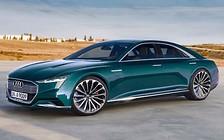 Audi запустит в серию электрический седан