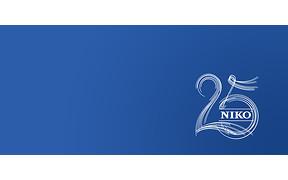 Группа компаний «НИКО» отмечает свое 25-летие