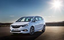 Махнем не глядя: Opel Zafira заменят большим семиместным кроссовером