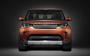 Открытие: В Land Rover поделились первыми фото нового Discovery