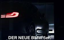 Баварцы начали рассекречивать новый BMW 5 Series