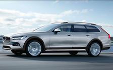 Кросс-версию универсала Volvo V90 представят в ближайшие недели