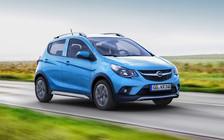 Хоть камни на голову: Opel показал кросс-версию хэтчбека Karl - Rocks