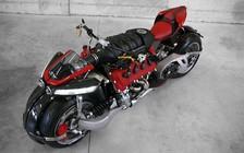 Видео: Lazareth LM847 - чудовище из мира мотоциклов