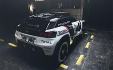 Новый Peugeot 3008 DKR готов штурмовать «Дакар»