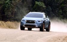 Новое поколение кроссовера Subaru XV представят в 2017 году