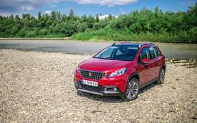 Отпускник: Тест-драйв Peugeot 2008
