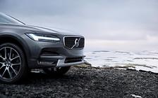 Большой оригинал: Представлена вседорожная версия универсала Volvo V90