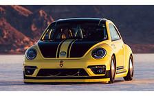 Быстрый Жук: Volkswagen Beetle разогнался до 328 км/час