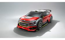 Возвращение чемпиона: Citroen показал раллийный C3 для чемпионата WRC