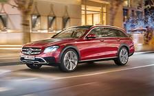 Mercedes-Benz E-классу All Terrain: Будь-яка дорога до снаги.