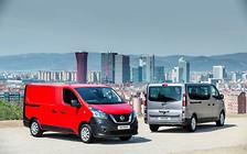 Фургон Nissan NV300 заменит модель Primastar