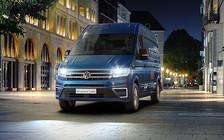 Новый Volkswagen Crafter признали лучшим фургоном года