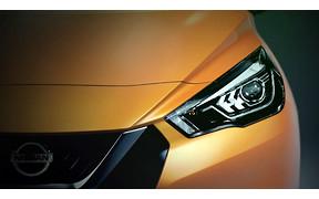 Видео: Новый Nissan Micra уже подмигивает