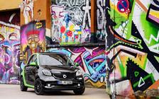 Разряд: Smart полностью обновил линейку электромобилей