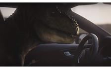 Видео месяца: Грустный динозавр и «торчки» на Citroen
