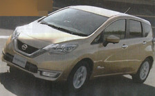 Nissan Note получит обновление и гибридную версию